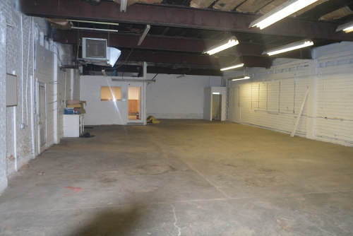 Future Brewhouse Area