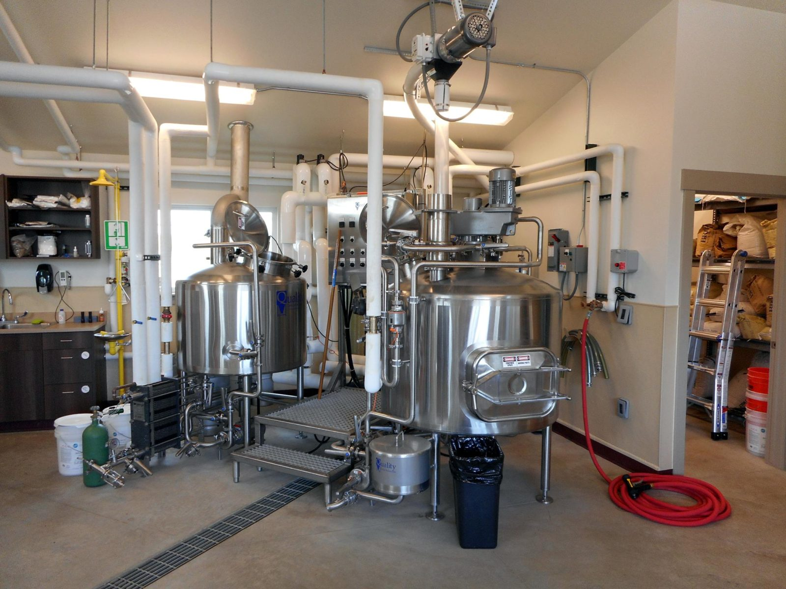 Flathead Valley Community College Brewhouse